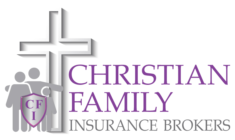 Christian Insurance Mobile Logo